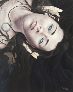 Renascentia by Amanda Makepeace, winner of the 2015 JordanCon Art Show Judge's Choice Award.