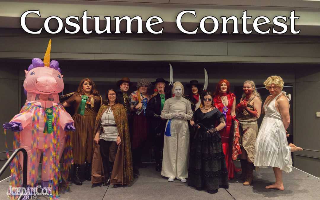 New Member Monday: Costume Contest