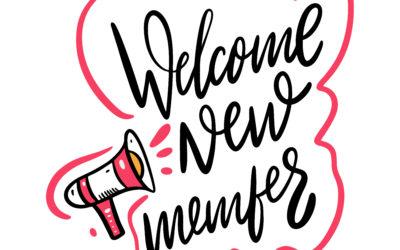New Member Mondays