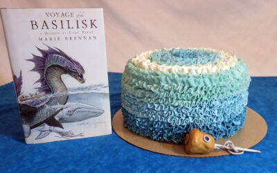 Considering the Study of Many Dragons: Two Book Reviews & a Cake